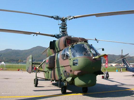 俄卡莫夫公司计划2007年直升机产量提高一倍