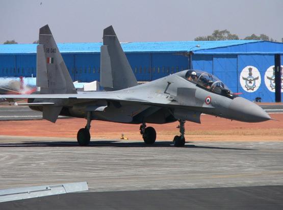 印度空军表示将购买40架俄制苏-30战机(图)
