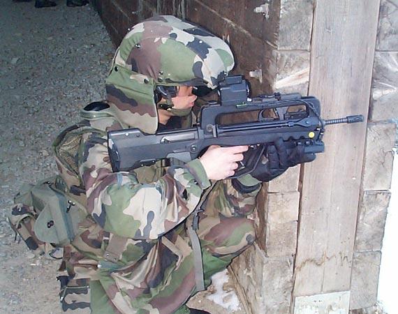 法军将有27个步兵团配装FELIN未来士兵系统