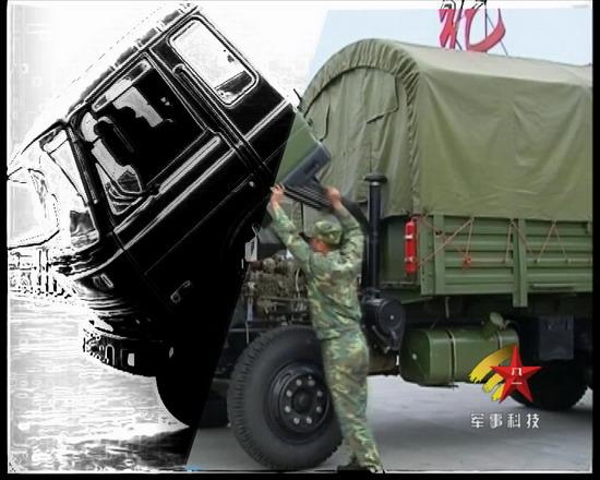《军事科技》28日播出特别节目-军事行车宝典