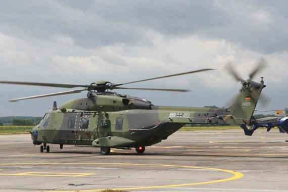 德国武装部队订购NH90直升机虚拟维修训练器
