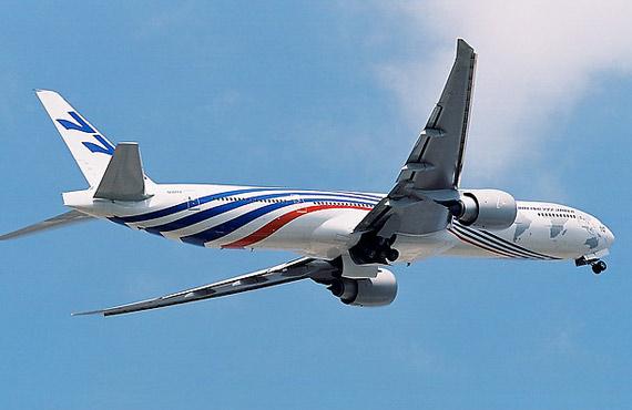 波音拟发展777改进型以应对空客A350的挑战(图)