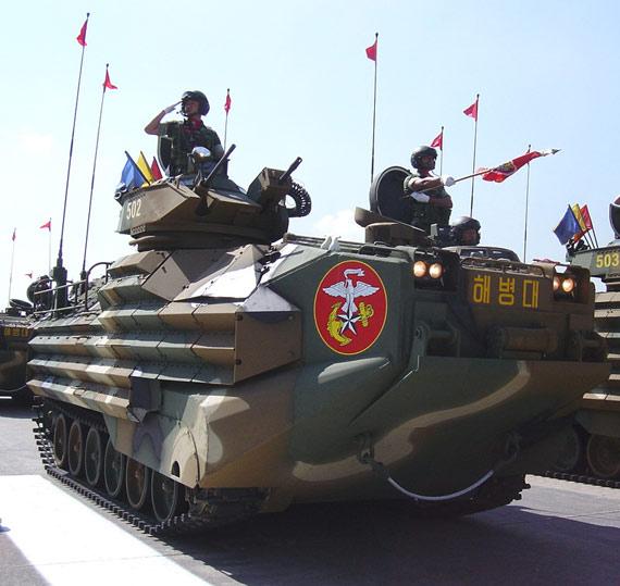 韩国要求提升武器购买国地位美国表示为难(图)