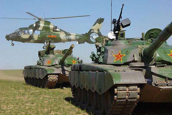 中国装甲团配备单车射击训练检测评估系统(图)