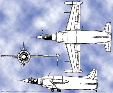 法国早期喷气式试验飞机揭秘(组图2)