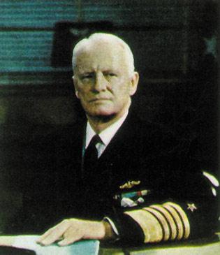 美国海军尼米兹上将早期军事生涯(组图)