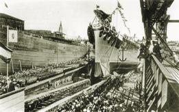 纳粹德国海军欧根亲王号重巡洋舰始末(组图)
