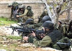 外军观察:以色列陆军特种部队全扫描(组图)