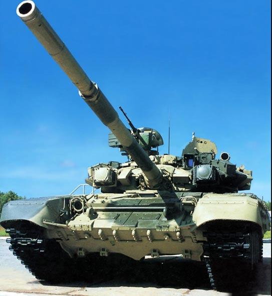 俄军06年将用七成国防预算采购新式武器(组图)