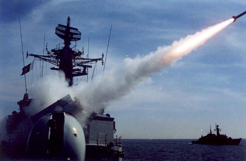 巴基斯坦21型护卫舰安装中国猎鹰-60导弹(图)