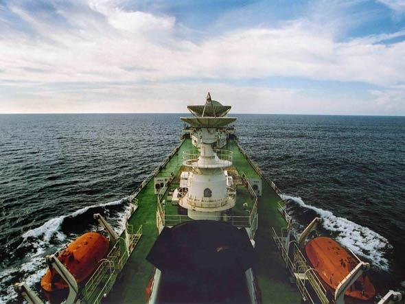 中国航天测量船队凯旋将建造新的测量船(组图)