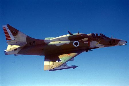 A-4攻击机