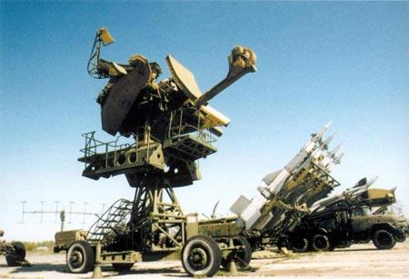 俄将向伊朗提供伯朝拉-2A防空导弹系统(组图)