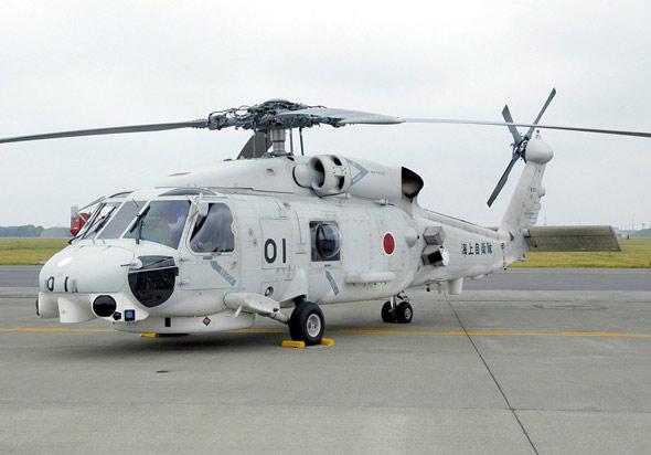 日本海上自卫队反潜作战能力揭秘(图)