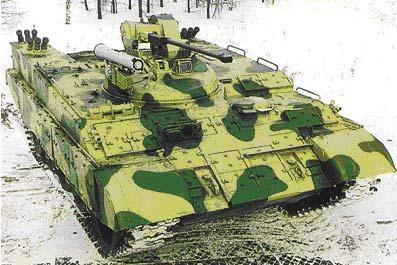 装甲部队在未来城市战中的应用(组图)