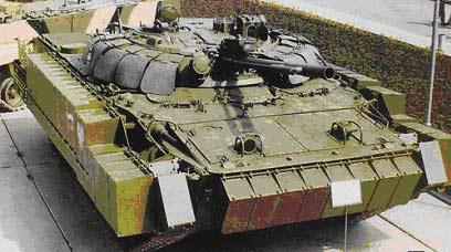 俄罗斯现役装甲战斗车辆性能揭秘(组图)