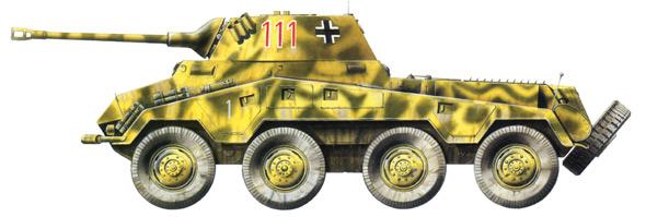世界各国轮式装甲战车发展(图)