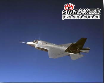 洛・马公司F-35采用创新飞行控制系统(组图)