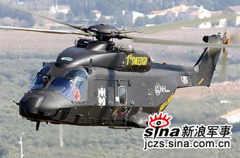荷兰国防部修改NH90直升机订货型号(组图)