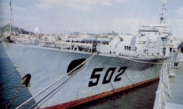 中越1988年南沙群岛3.14海战揭秘(组图)