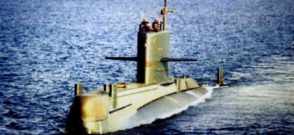 图文:意大利海军萨乌罗级常规潜艇