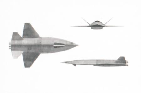 专业组三等奖:多高效费比空天飞机(组图)