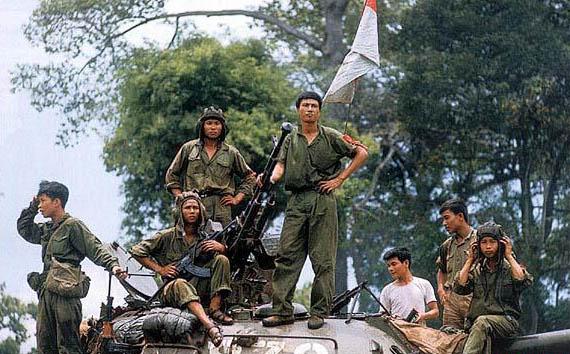 外军观察:越南军队现代化进程透视续(组图)