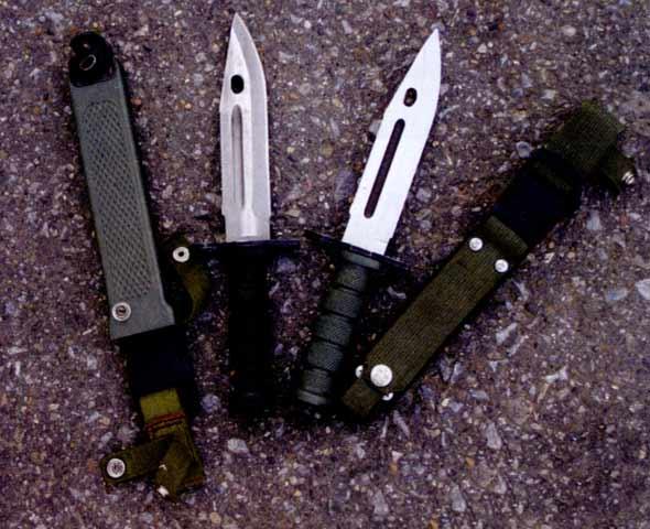 武器纵横:国产QNL95式多用途刺刀(组图)