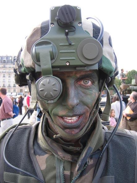 法国订购32000套FELIN单兵通讯系统(组图)