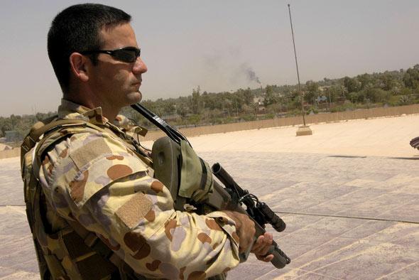 外军观察:澳大利亚军队未来发展揭秘(组图)
