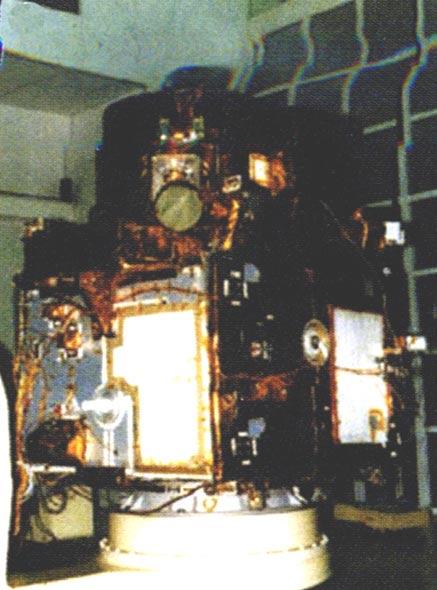图文:印度IRS-ID遥感卫星