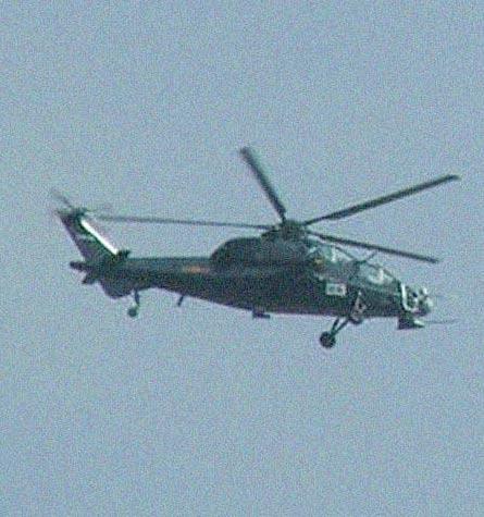 武直-10传说沸沸扬扬回顾中国直升机发展史