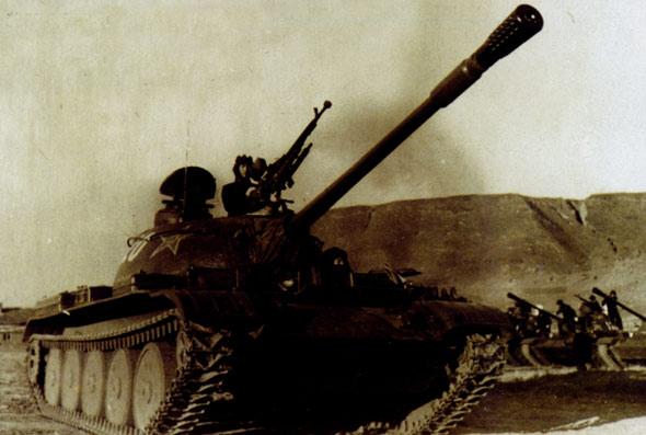 中国WZ132轻型坦克研制失败始末及经验教训(图)