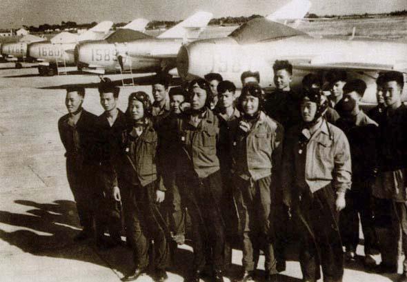 人民空军入闽作战回顾:1958年夺取福建制空权