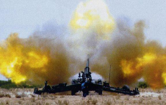 武器纵横:中国外销型自动推进牵引榴弹炮(组图)
