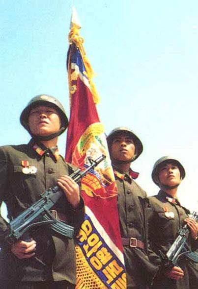 外军观察:国外媒体谈朝鲜特种部队(组图)