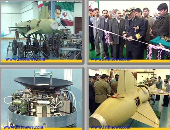 外军观察:提升伊朗军事实力的导弹工业(组图)