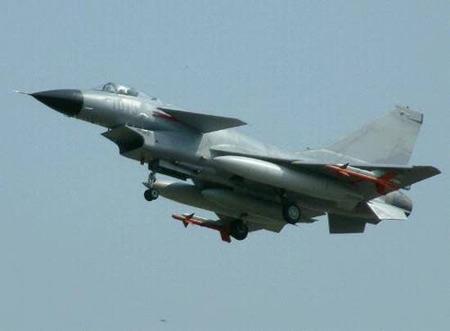 巴基斯坦高官称将购买中国歼-10战机(组图)