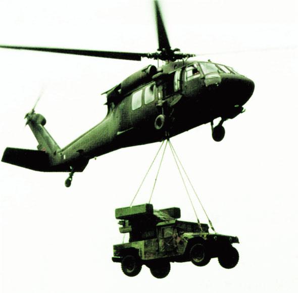 日本陆上自卫队现役主要直升机(图)