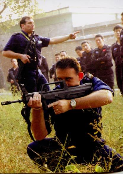 图文:巴西专家讲授战术训练课