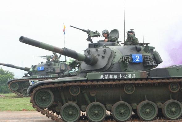 台军拟将陆航部队当作以武拒统中坚力量(组图)