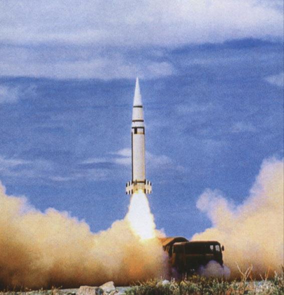 东方撒手锏:美军分析中国弹道导弹力量(组图)