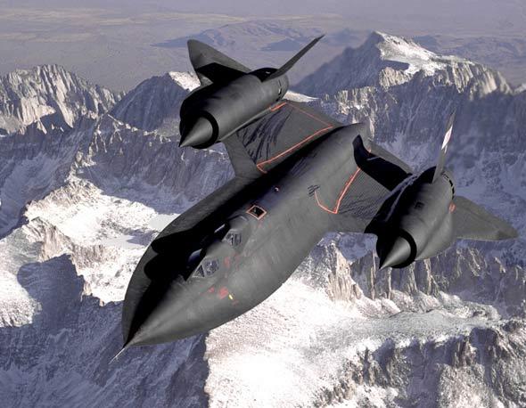 英解密文件称某些UFO现象可归于美国保密飞机