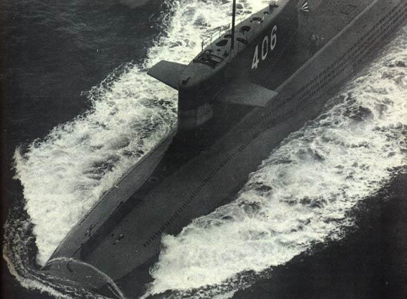 德媒称中国最新型094核潜艇完成部署(组图)