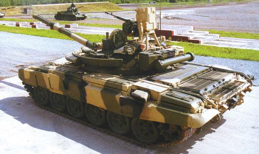T-34坦克在竞争中胜出(图)