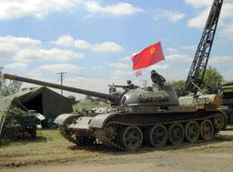 古巴导弹危机后开始研制坦克炮射导弹(组图)