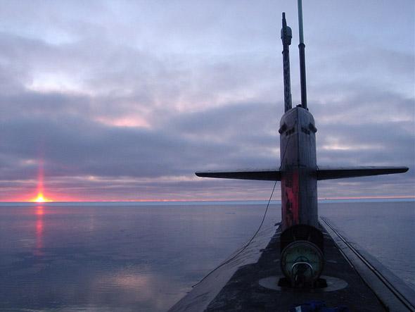 美专家称应加快潜艇建造速度应对中国潜艇挑战