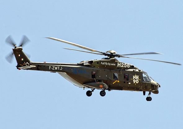 法国陆航部队作战运输能力强(图)