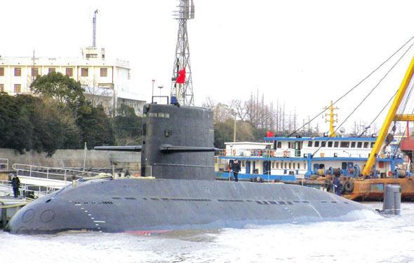 图文:为外界猜测甚多的元级潜艇