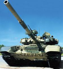 二战后苏俄T系列主战坦克发展解析(组图)